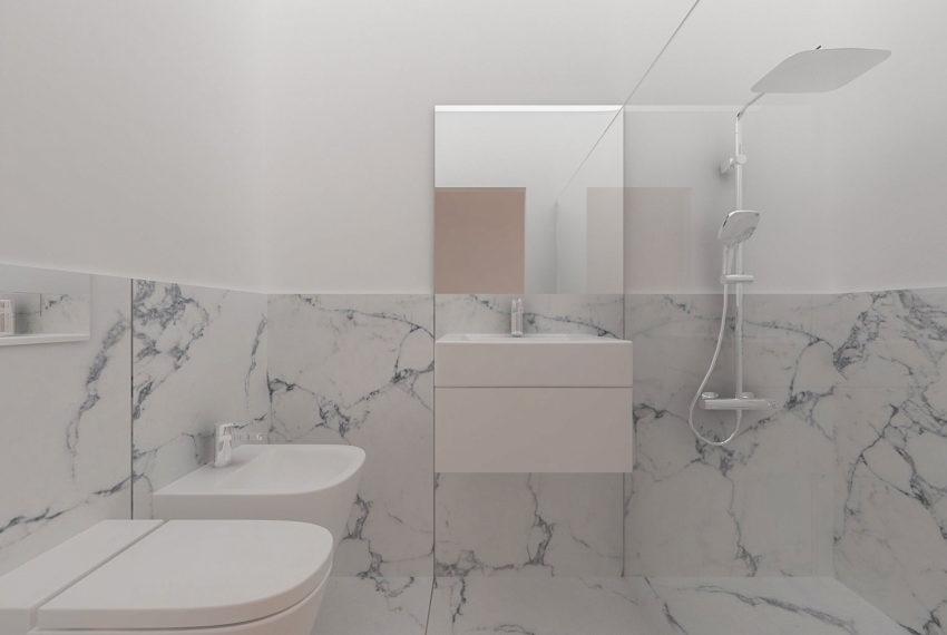Casa de banho pequena