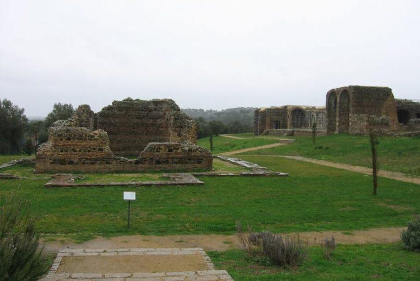 Ruinas Da Vila Romana de S. Cucufate
