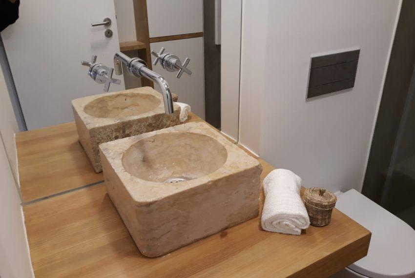 WC detalhe lavatório