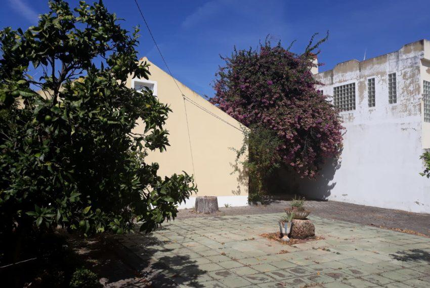 Exterior jardim Vista Parcial