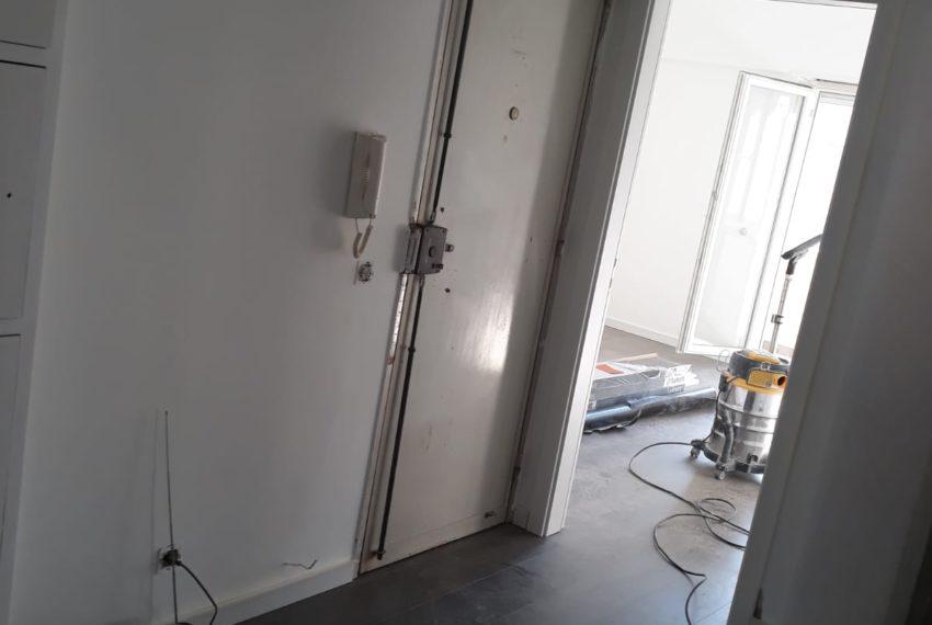 Hall e entrada quarto 1 Sala