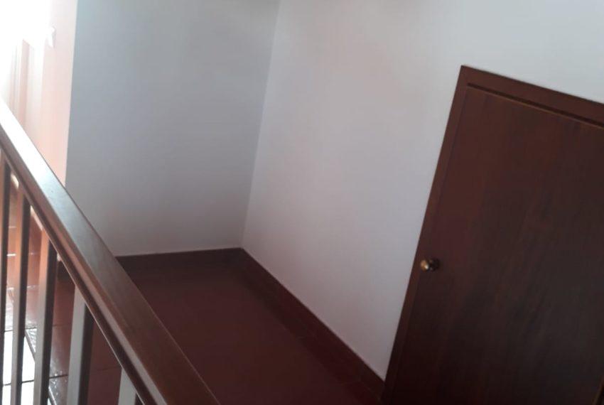 Mezanine e entrada para a varanda piso 1