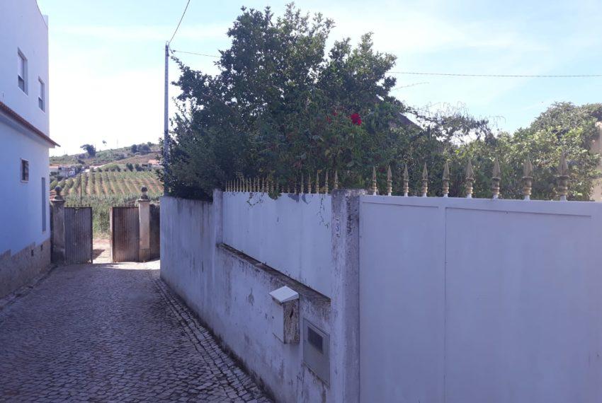 Muro e Portão acesso