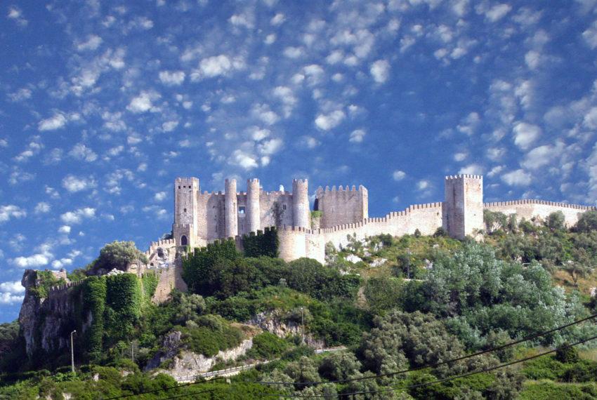 castelo Óbidos