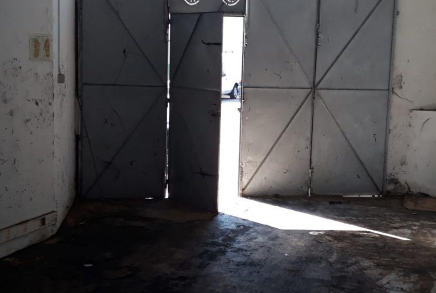 Arm. Portão 2 e corpo secundário (20 m2)