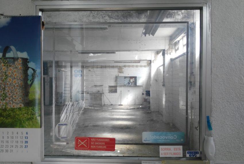 vista do escritório
