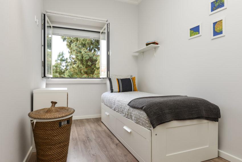 quarto pequeno