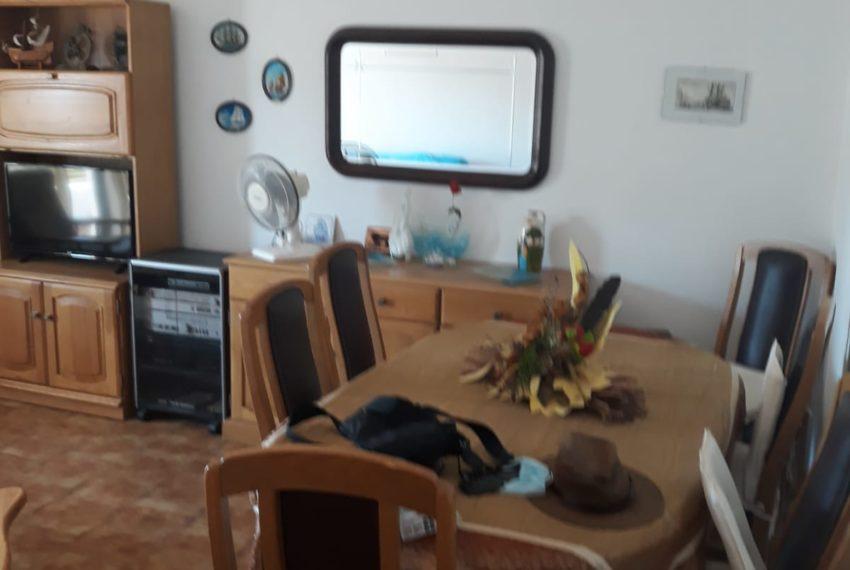 sala zona de comer
