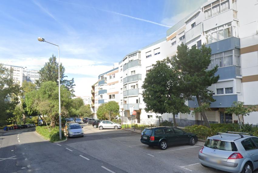 Street view Zeferino Sequeira