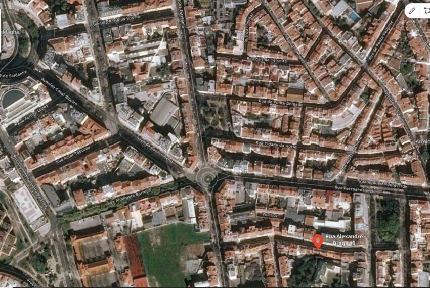 Capturar Vista satelite