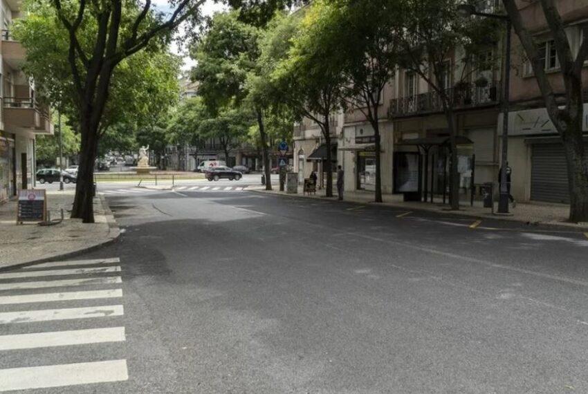 Rua D Estefânea