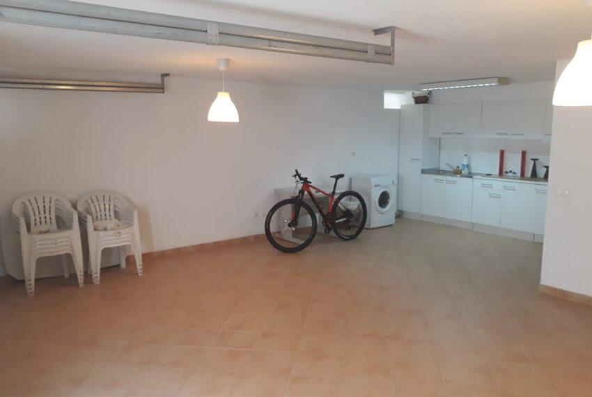 Sala Cozinha da Garagem