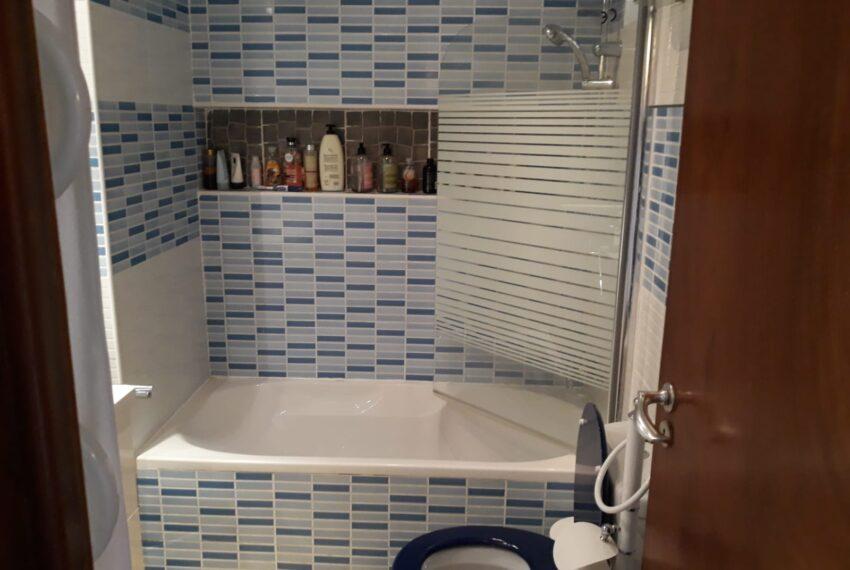 Detalhe WC banheira