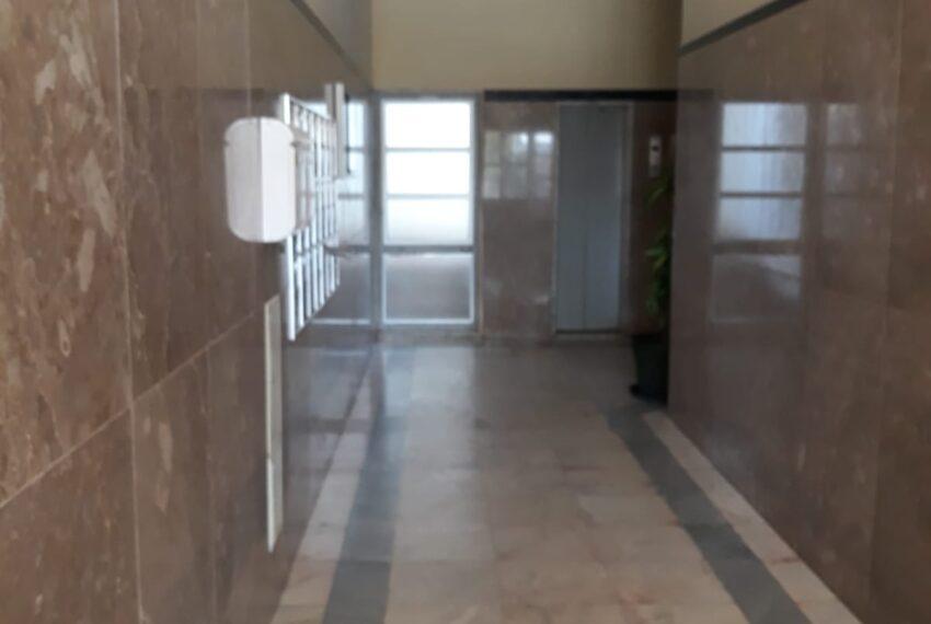 Entrada prédio e elevadores