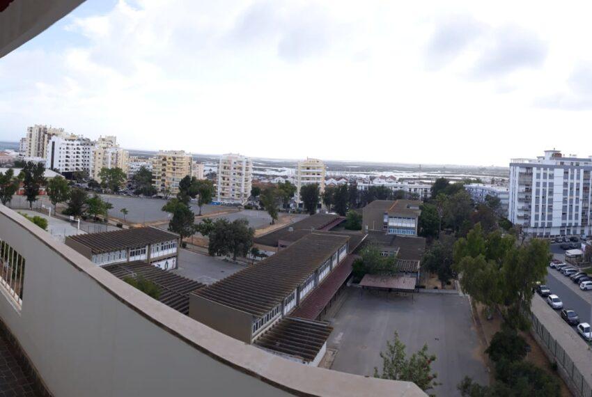 Panorâmica da vista da varanda