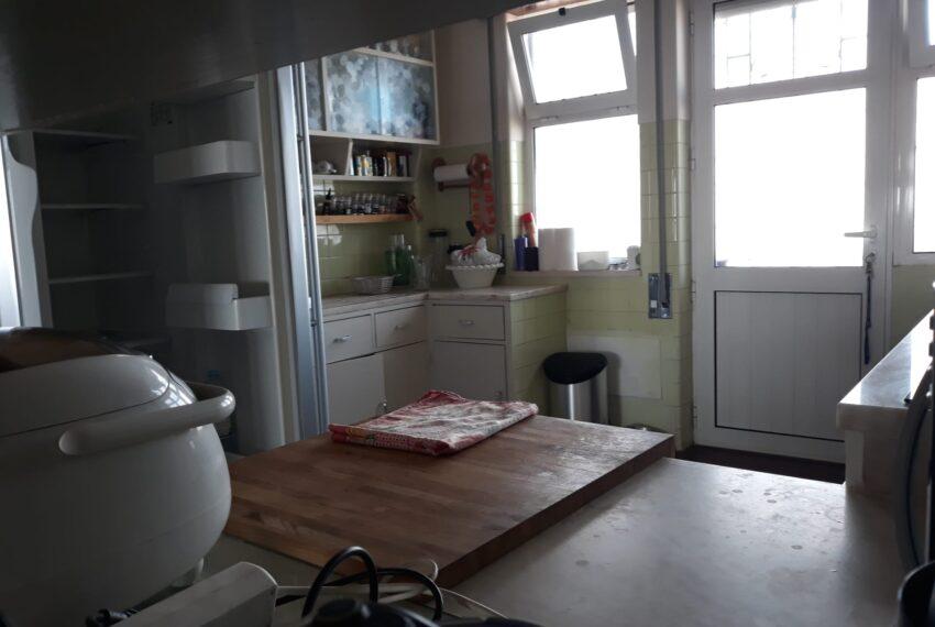 detalhe zona cozinha vista dos quadrados