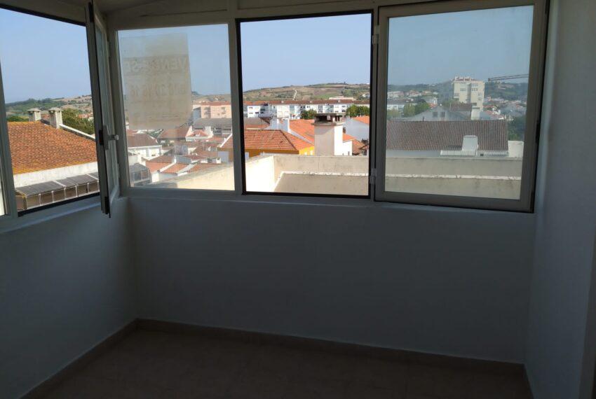 terraço superior e vista