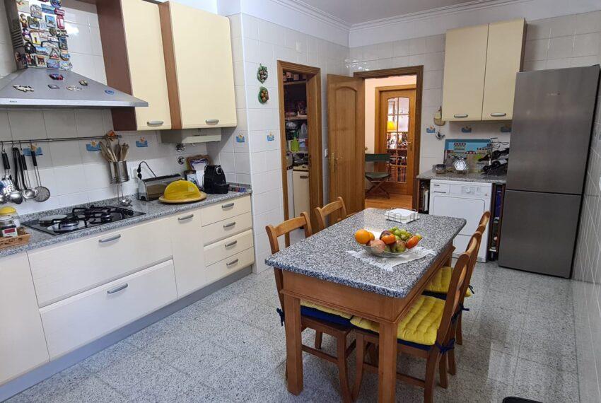 cozinha e despensa