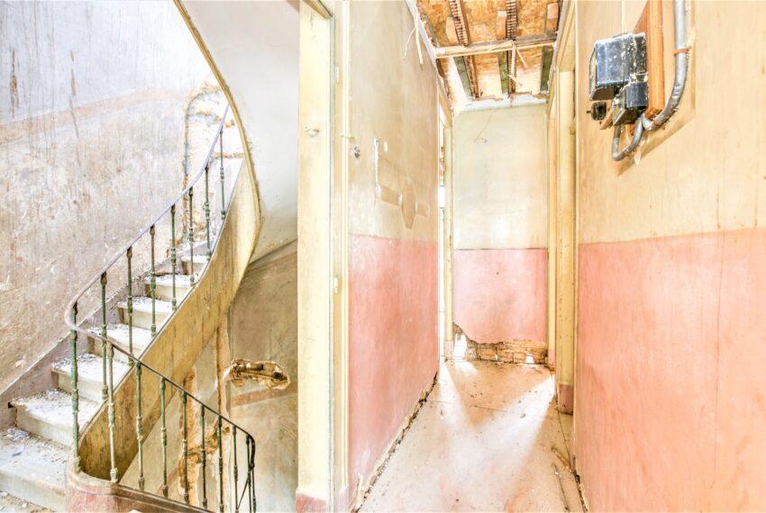 Escadas zona comum
